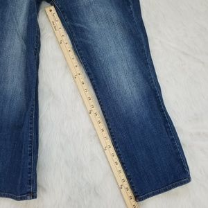 Lucky Brand Jeans - Lucky brand dark cropped Jean's 4 or 27
